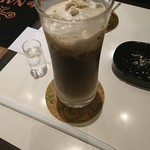 カフェ ナドック - アイスカフェオレ 450円(税込)