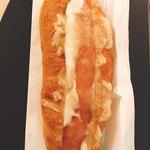 パリゴ - アルザス風ホットドッグ