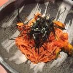 86429284 - ビビン麺(ハーフサイズ)