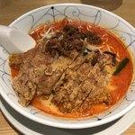 86429417 - 排骨坦々麺(中辛)