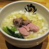 中華そば 満鶏軒 - 料理写真:鴨中華そば(塩)850円