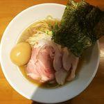 亀戸煮干中華蕎麦つきひ -