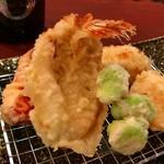 地魚と天ぷら うろこ屋