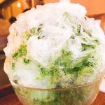 三日月氷菓店 - ふぉわふぉわのかき氷