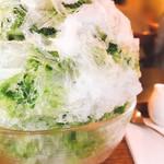 三日月氷菓店 - アップに挑戦o(^_-)O