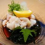 寿司居酒屋や台ずし - 白子ポン酢