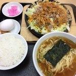 大盛軒 - 鉄板麺