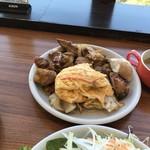 ジ オーブン アメリカン ブュッフェ -