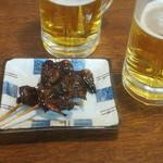 稲福 - 生ビール&雀