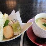 伊くま - 天ぷら&茶碗蒸し