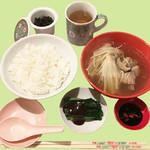 水曜日の日替わり:潮州 肉骨茶