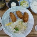 Totoichi - カキフライ定食