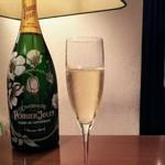 ビストロ シャンパーニュ - 【ドリンク】グラスシャンパーニュ500円