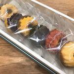 ホシ フルーツ - 果実のミニョン・ド・クグロフ 斜め撮影