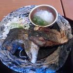 Shubouuoman - 日替わり定食のツバスのから揚げ 美味しいけど骨も多く少し食べにくい