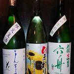 秋田きりたんぽ屋 - 夏酒