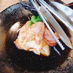 炭焼地鶏 山蔵 - 地鶏タレ