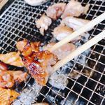 炭焼地鶏 山蔵 - タレ