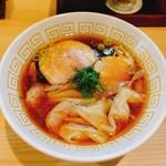 86454261 - 海老ワンタン醤油らぁ麺