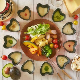 ◆NaNoMoNのチーズフォンデュ◆