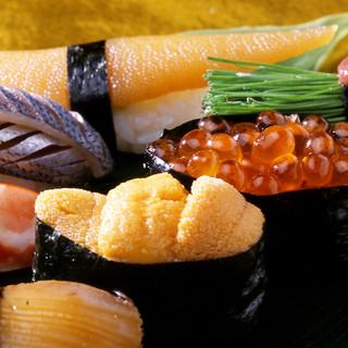 旬菜・旬魚、季節の恵みを盛り込んだコースは4,800円から