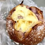 ジェントルパン - クランベリークリームチーズ 180円