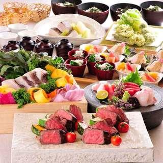 ◆[相模湾の鮮魚]と[鎌倉・湘南の野菜]を使用した宴会料理◆