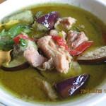 カンラヤ タイ料理 - ゲーン・キョウ・ワーン