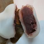 和菓子処 大角玉屋 - 柏餅の正体