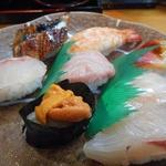 政美寿司 - 料理写真:上握り2500円
