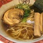 龍のひげ - 料理写真:龍のひげ醤油らぁめん(730円)★★★★☆