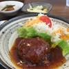 hanaはな家 - 料理写真:【はな家ごはん(日替わり)/600円+税】この日のメインはハンバーグでした。