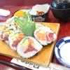 北海寿し - 料理写真:北海巻きランチ