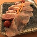 肉バルDenny - 肉バルDenny(東京都大田区蒲田)新国産黒毛和牛肩ロースグリルコース3H飲み放題10品 5,000円・生ハムとコールドミート盛り
