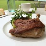 カフェ ダール - 合鴨のコンフィ