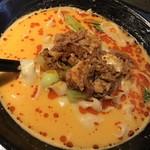 toushoumenunryuu - マーラー…って、担々麺のスープやん!