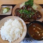 86472745 - 味噌とんかつ定食