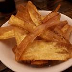 荒井商店 - エクアドル産バナナのチップス