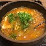 カルビ丼とスン豆腐専門店 韓丼  - 海鮮スン豆腐