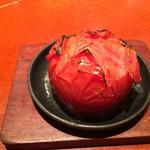 86474923 - トマトの焼き物