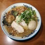 きかん棒 - 料理写真:味玉節中華 780塩