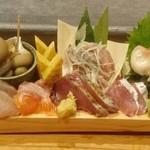 神保町魚金 弐 - 玉手箱 1580円