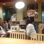 神保町魚金 弐 - 店内