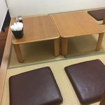 レストラン食茶房むうぷ - (内観)小上り座敷席
