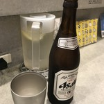 SOBA DINING QUATTRO(ソバダイニング クワトロ) - ビール