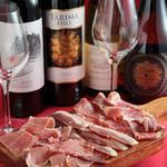 バルマル - 最上級ランクイベリコ豚【ベジョータ】ワインと一緒に♪