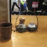 めん坊 - テーブルセット