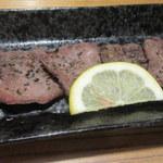 めん坊 - タン塩焼き
