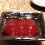 肉汁餃子のダンダダン - 特製醤油?