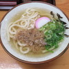 東筑軒 - 料理写真:かしわうどん 360円